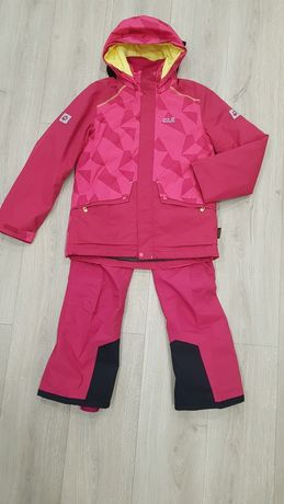 Лыжный костюм Jack Wolfskin