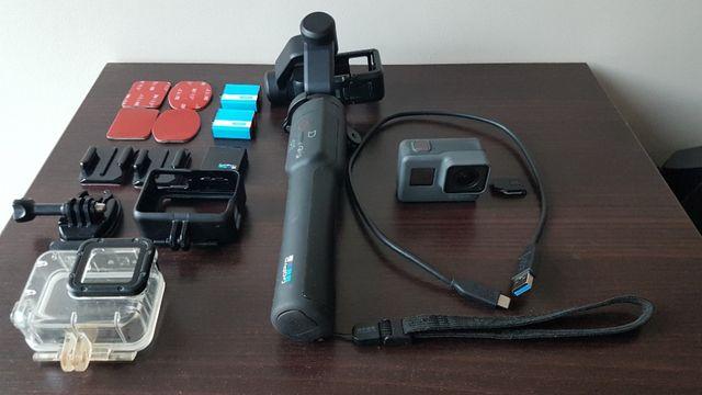 GoPro Hero 5 Black+gimbal GoPro Karma Grip