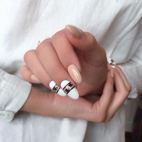 Нарощування нігтів ,вій, покриття гель-лак