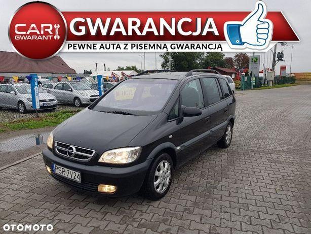 Opel Zafira 7 Miejsc,Benzyna+Lpg, Zarejestrowana,Klimatyzacja