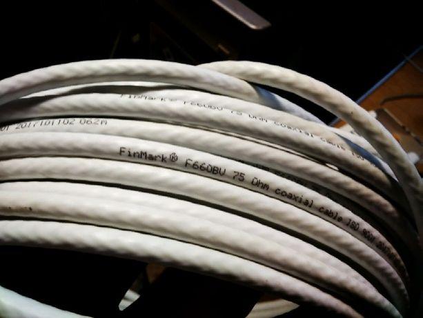 Антенный телевизионный коаксиальный кабель FinMark F660