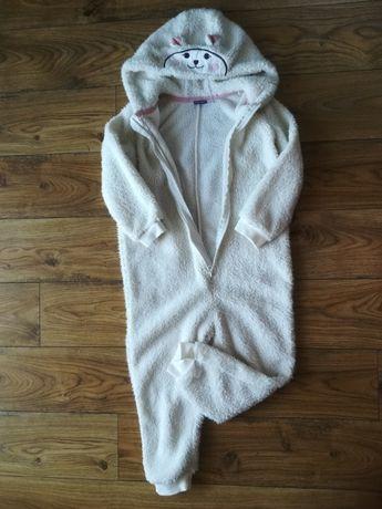 Pidzama piżama ciepły kombinezon miś