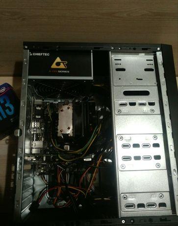 Игровой ПК! i3 9100F/16GB DDR4/H310M R2.0/SSD 120/VRAM 1GB/600W
