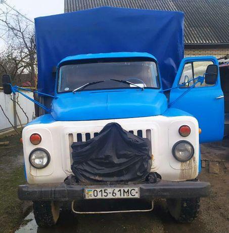 ГАЗ-53 дизeль Д 240