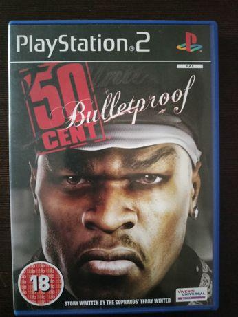 50 Cent Bulletproof PS2