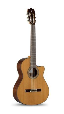 Alhambra 3C CW E1 Gitara klasyczna 4/4 + 5kpl strun SAVAREZ Gratis!