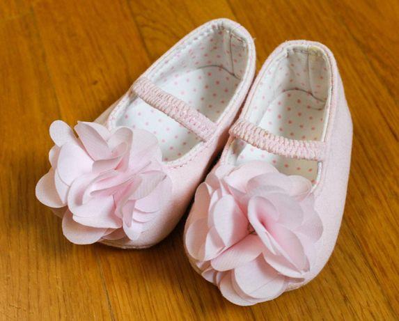 НОВЫЕ пинетки туфли кеды туфельки 10 -10.5 см