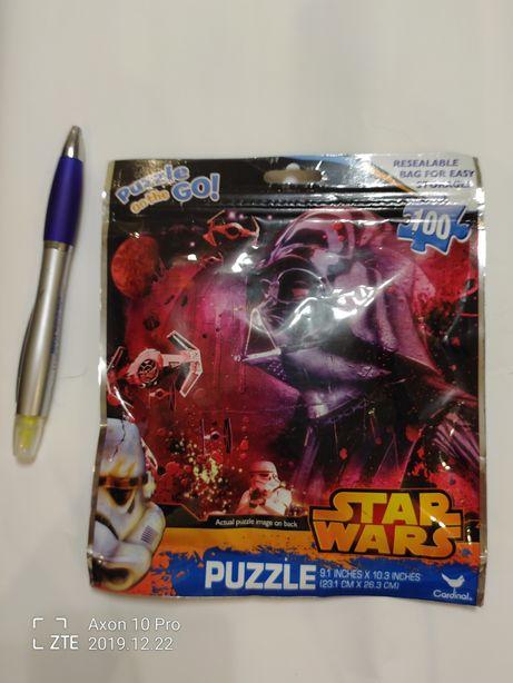Star Wars puzzle пазлы звёздные войны