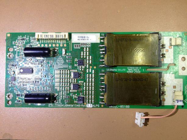 Inverter Backlight LG KUBNKM154B Rev1.1