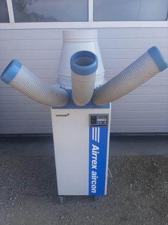 Przemysłowy przenośny klimatyzator Airrex