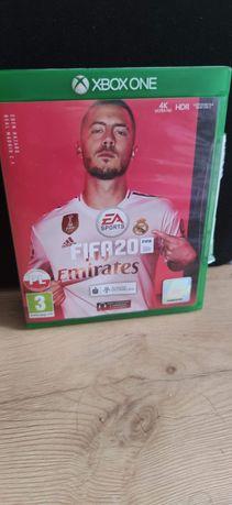 Sprzedam bądź zamienię FIFA 2020 Xbox ONE.
