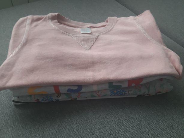 Bluzy h&m dziewczynka
