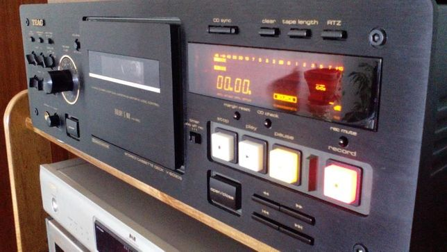Teac V-6030 S - High End Tape Deck