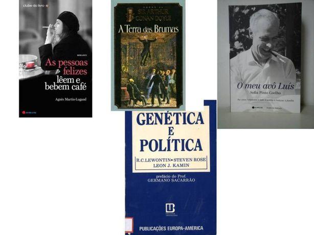 Livros COMO NOVOS ou ÓPTIMO ESTADO - Entrega Imediata