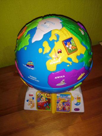 Globus interaktywny Fisher Price