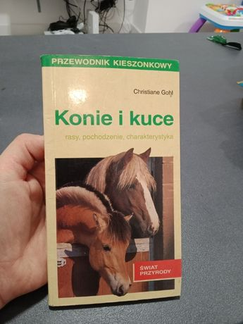 Przewodnik Kieszonkowy Konie i Kuce