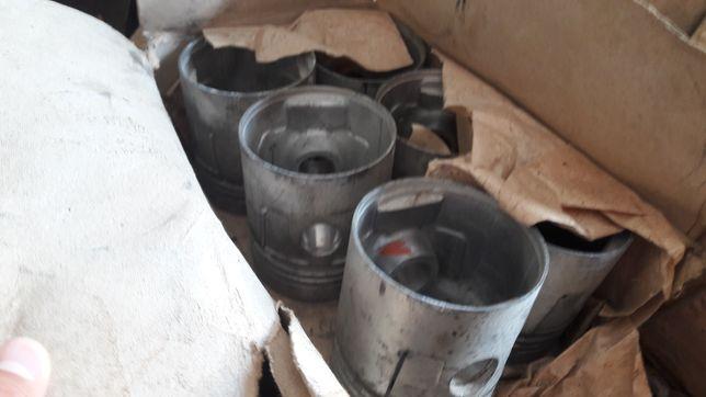 Поршень ГАЗ-52 ГАЗ-51 ГАЗ-69 компрессор. Гильзы. Кольца