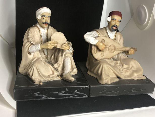 Статуэтки восточные музыканты