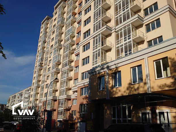 Продажа видовой 2-комнатной квартиры в Вишневом