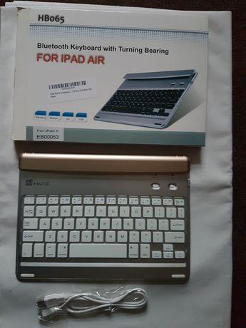 Bezprzewodowa klawiatura iPad6 Air - złota nowa