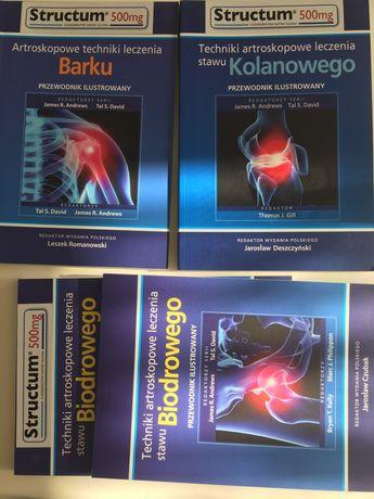 Techniki artroskopowe leczenia barku, biodra, kolana