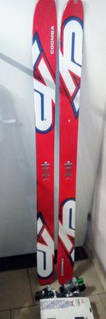 Nowe narty skiturowe K2 Comba  + Dynafit i foki