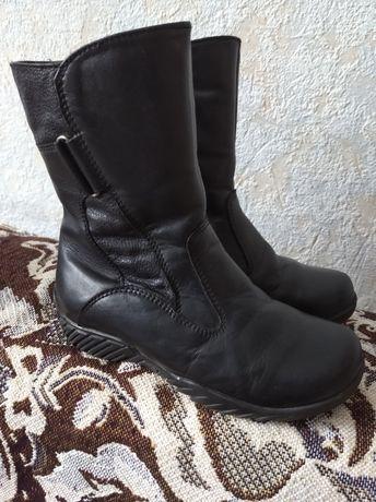 Ботинки зимові кожаBraska 28р.