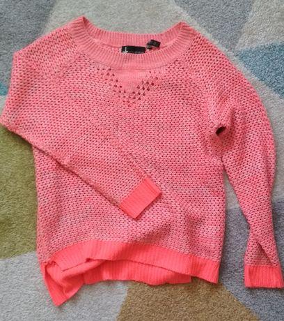 36 S melanżowy sweterek ATMOSPHERE