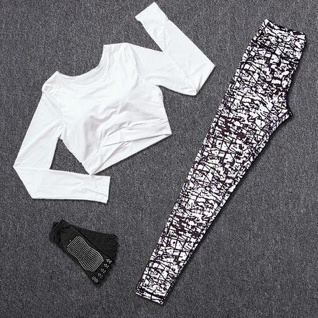Гламурный костюм для фитнеса Йоги