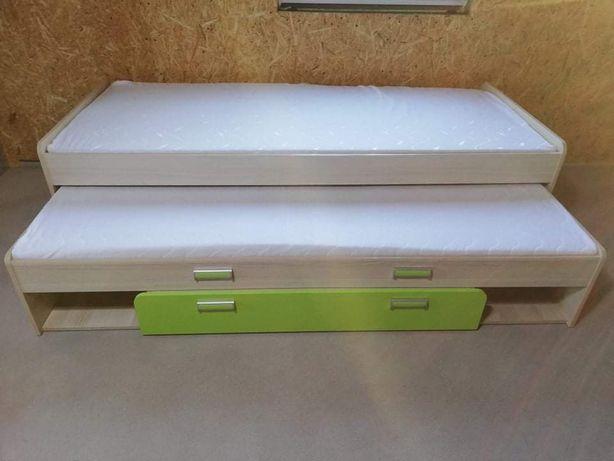 Łóżko podwójne młodzieżowe L16 lorento