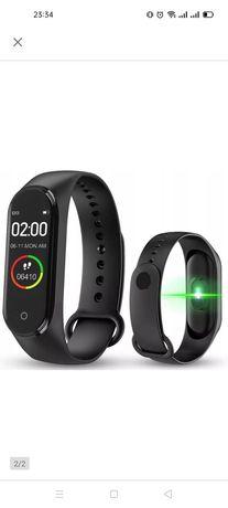 Promocja. Zapytaj. Nowy Smartwatch M4 Smartband