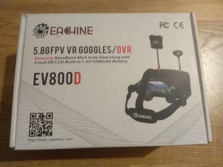 Gogle FPV Eachine EV-800D 5.8 GHz