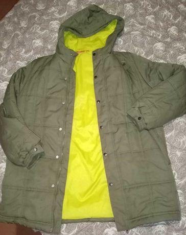 Продам зимову мужскую куртку Puma (оригинал)