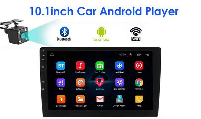 "Auto-Rádio 2 Din 10""Polegadas+Android 8.1 / Câmara Traseira - Novos."