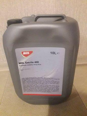 Смазочно - охладительные жидкость для обработки металла.