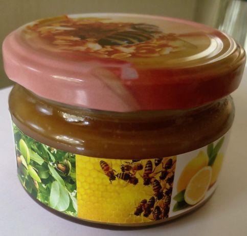 мы продаем здоровье Паста VEGAN с грецкого ореха+мед+лимон 1кг