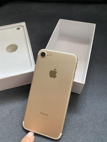 Iphone 7 gold , 32 gb