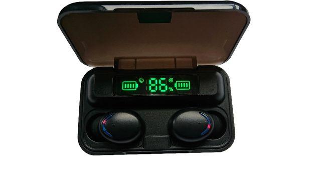 Słuchawki bezprzewodowe Bluetooth 5.0 TWS F9