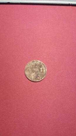Монета СССР 1935р 1 коп редкая