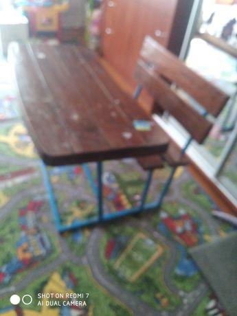 Парта стол для кормления детский стол столик.