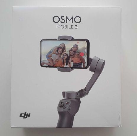 Gimball ręczny na telefon DJI Osmo Mobile 3 gwarancja