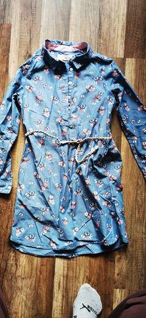 Sukienka dla dziewczny