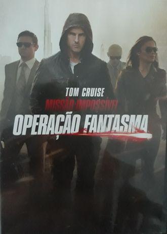 DVD Missão Impossível Operação Fantasma