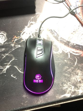Myszka MAD DOG GM700 myszka dla graczy