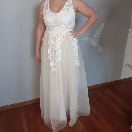 Suknia ślubna nr 2 Nowa Promocja