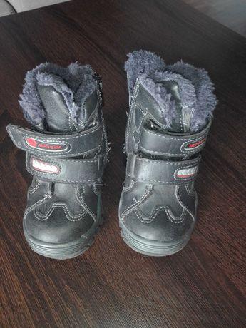 Buty zimowe Badoxx  dla chłopca rozm 21