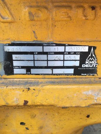 Срочно!!! Двигатель Deutz F4L912 Новый