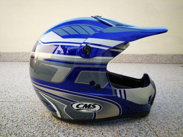 Capacete CMS Helmet Scott