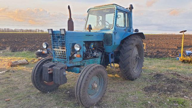 Продам МТЗ 80 Год выпуска 1989 с Наработкой 1100 м/ч