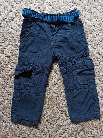 Штаны джинсы брюки Early Days 74 см 9-12 месяцев